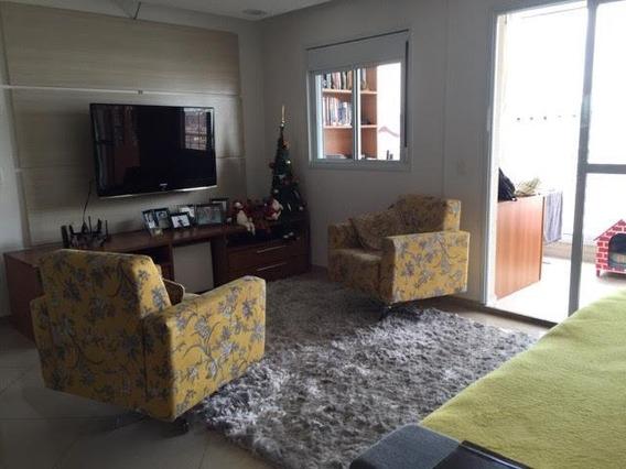 Lindo Apartamento Para Locação No Paraíso - 2 Dormitórios - Fl0494