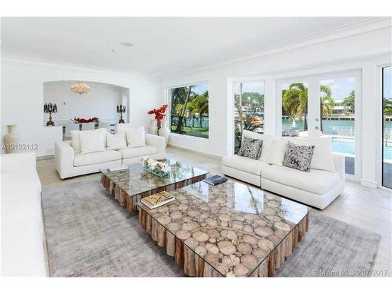 Casa En Venta Ubicado En Key Biscayne, Miami