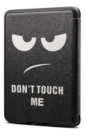 Capa Novo Kindle 10 Geração Hibernação Magnético Dont Touch