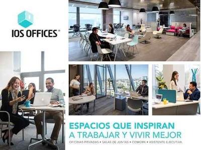 Oficina Renta Ios Office Centro Sur 6 Personas $22,617 Hugrod Eqg1