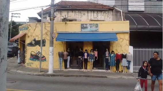 Ponto Comercial Para Venda Por R$450.000,00 Com 1 Dormitório, 3 Suites E 2 Vagas - Freguesia Do Ó, São Paulo / Sp - Bdi9308