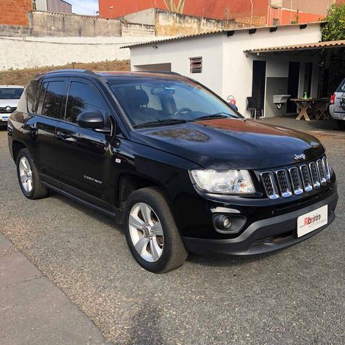 Imagem 1 de 7 de Jeep Compass 2.0 Sport 4x2 16v Gasolina 4p Automático