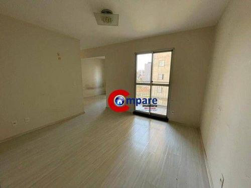 Apartamento À Venda, 67 M² Por R$ 375.000,00 - Jardim Aida - Guarulhos/sp - Ap9768