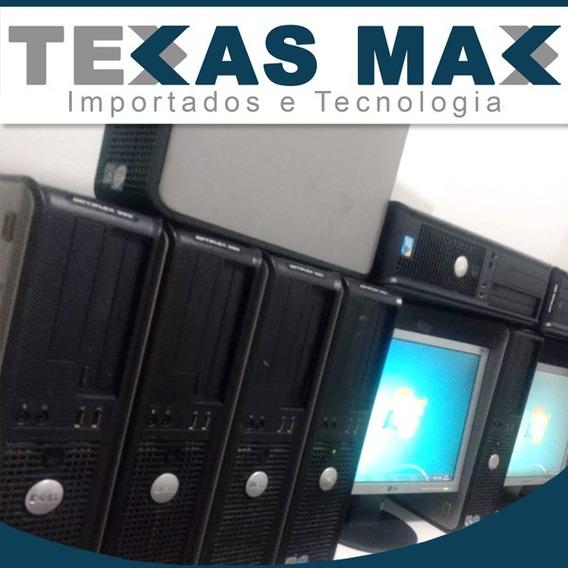 Pc Dell Core2duo Hd De 80 2gb De Ram + Tela De 15