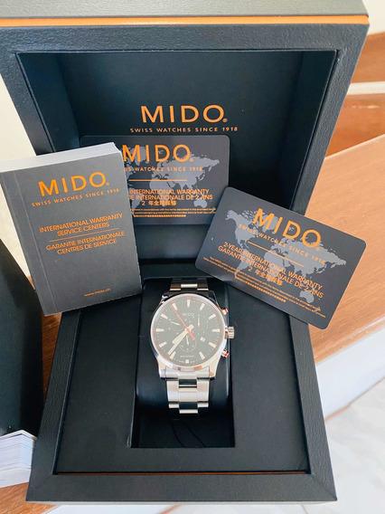 Reloj Mido Nuevo En Caja !! Con Garantía De Tienda !!!