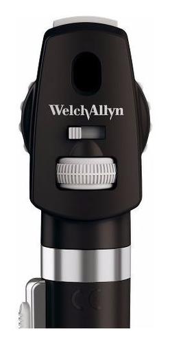 Oftalmoscopio Welch Allyn Pocket Led Color Negro - Garantia.
