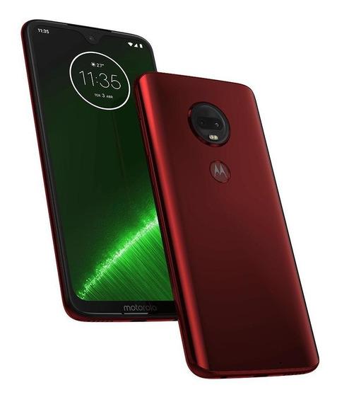 Smartphone Motorola Moto G7 Plus Rubi