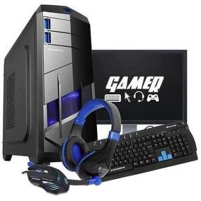 Pc Gamer Completo Amd A4 4.0ghz, Promoção