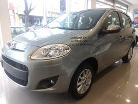 Fiat Palio Attractive Creditos Uva 0% Entrega Ya Per Contado