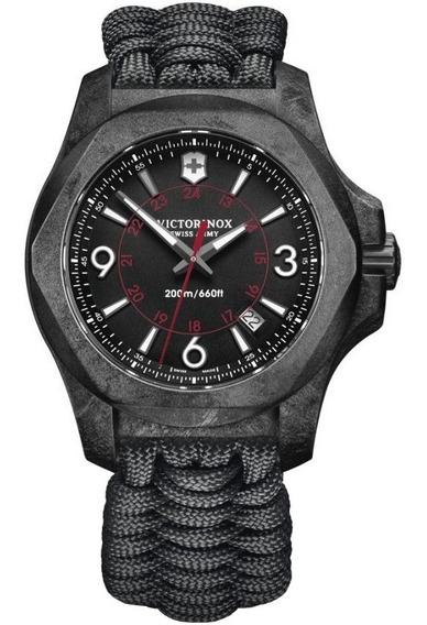 Reloj Victorinox Inox Carbon 241776 Original Suizo Paracord
