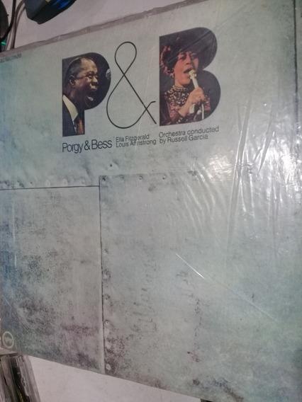 Disco Doble Porgy Bess 2352021 Verve Obertura En La Plata-