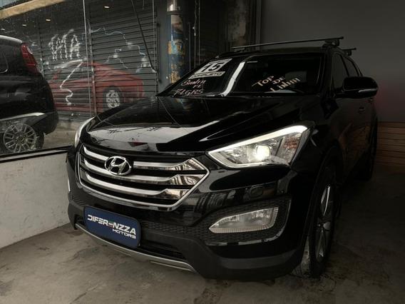 Hyundai Santa Fe 7 Lugares Com Teto