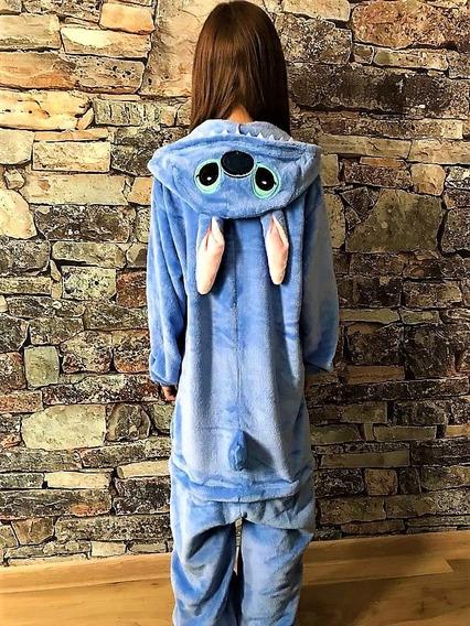 Pijama Onesie Disfraz Stitch Importada Original