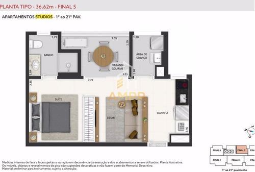 Imagem 1 de 15 de Apartamentos - Residencial - Platina Patriani              - 924