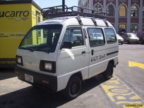 Chevrolet Super Carry Van Carga - Sincronico