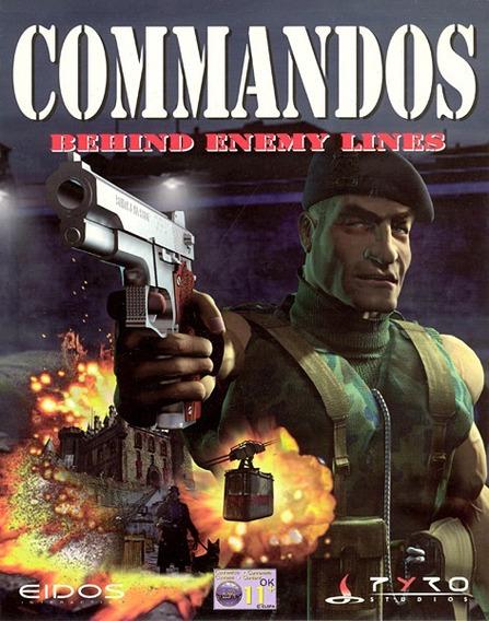 Commandos Behind Enemy Lines Pc Completo Envio Via Email