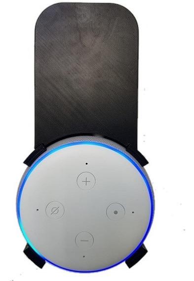 Suporte Apoio Stand De Tomada Amazon Alexa Echo Dot 3