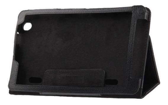 Capa Case De Couro Sintético Para Tablet Lg 8.3 Poleg. V500