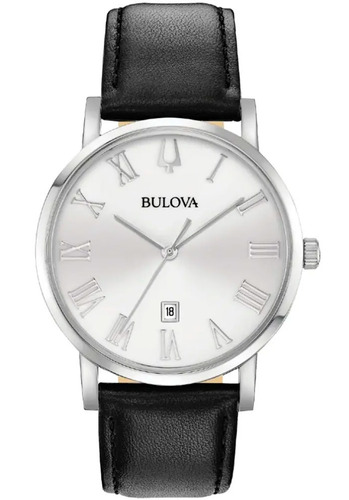 Relógio Bulova Masculino Clipper 96b312