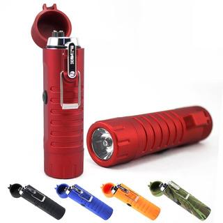 Encendedor Electrónico Sumergible Uso Rudo Camping Plasma