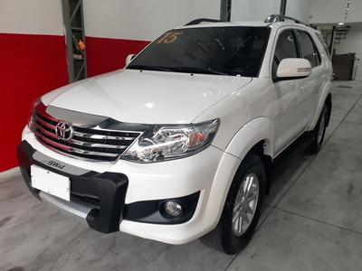 Toyota Hilux Sw4 2015 2.7 Sr 4x2 Flex Aut. 4p
