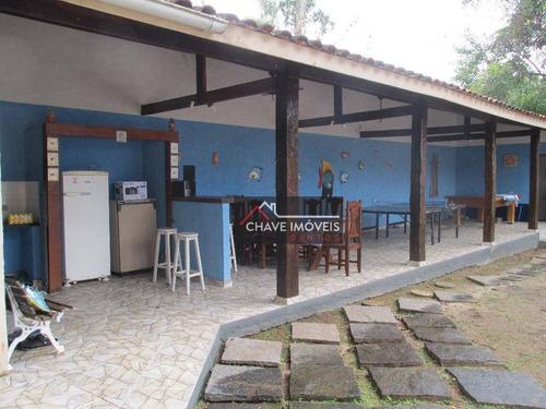 Casa Com 5 Dormitórios À Venda, 500 M² Por R$ 900.000,00 - Boiçucanga - São Sebastião/sp - Ca0124