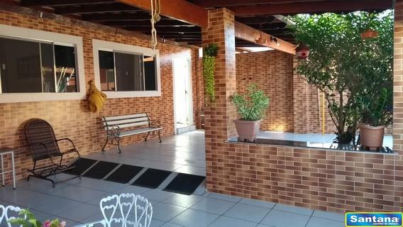 06091 - Casa De Condominio 3 Dorms, Mansoes Das Aguas Quentes - Caldas Novas/go - 6091