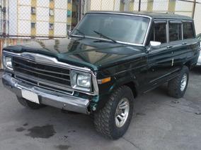 Jeep Wagoneer Año 87