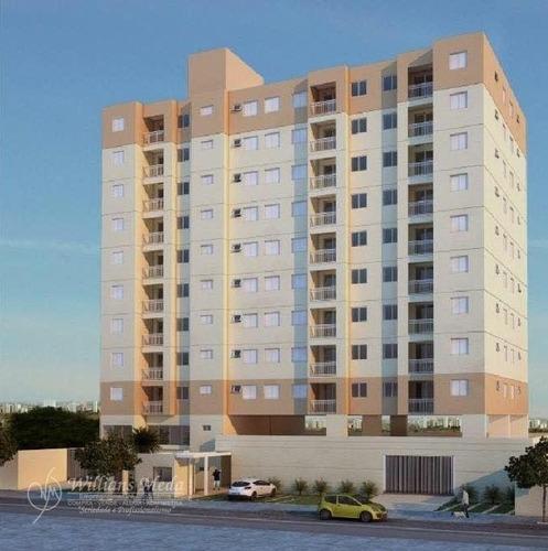 Imagem 1 de 15 de Apartamento Em Cidade Jardim Cumbica  -  Guarulhos - 19529