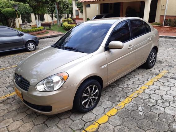 Hyundai Accent Visión 1400cc 2011