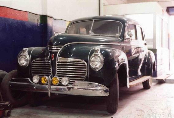Plymouth 1941 4 Puertas