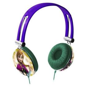 Fone De Ouvido Headphone Frozen Pop Estampa 2 Multilaser Nfe