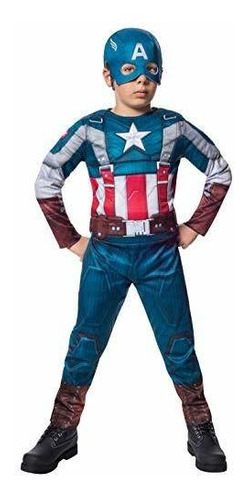 Rubies Marvel Comics Collection: Capitán América: El Soldado