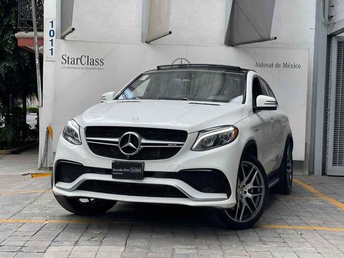 Imagen 1 de 15 de Mercedes-benz Clase Gle 2017 5p Gle Amg 63 Coupe V8/5.4/t A