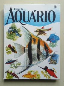 Livro Peixes De Aquário Editora Três