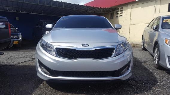 Kia K5 2013