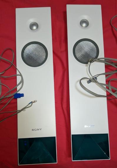 Caixas Surround Traseiras Tsb 128 Home 7100 Sony Bdv N7100
