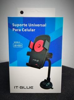 Suporte Veicular Universal Para Celular Com Trava Automática