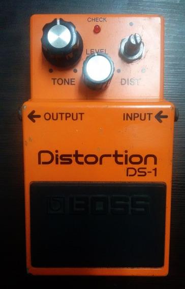 Pedal Guitarra Efecto Boss Ds-1 Distortion