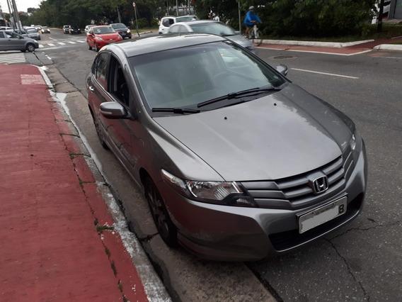 Honda City 1.5 Ex Automático 2012