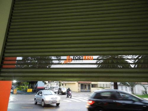 Imagem 1 de 17 de Salão Para Alugar, 100 M² Por R$ 3.500,00/mês - Penha De França - São Paulo/sp - Sl0003