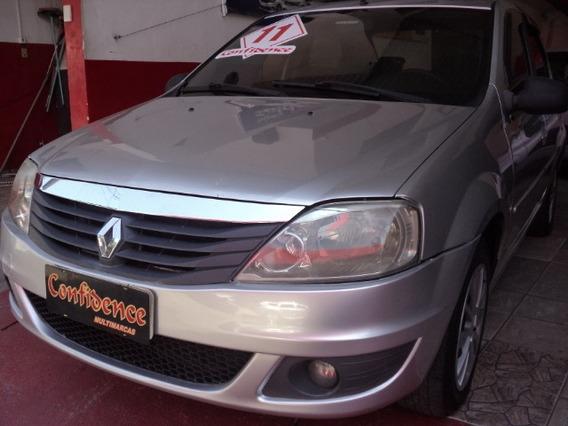 Renault Logan Expression 1.6 8v 2011 Completo $15990,00