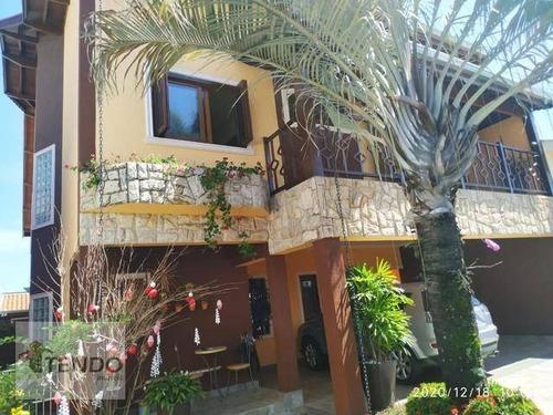 Imagem 1 de 20 de Sobrado Com 3 Dormitórios À Venda, 297 M² Por R$ 1.350.000 - Jardim Esplanada - Indaiatuba/sp - So0575