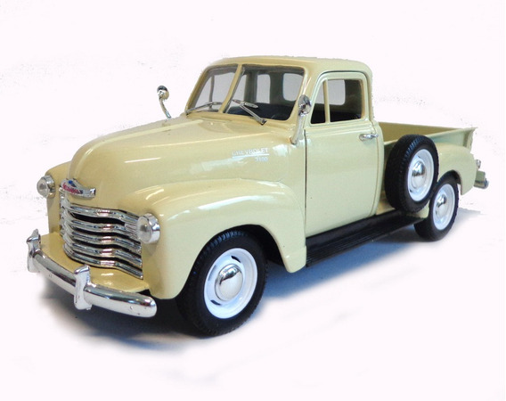 Chevrolet 3100 Pickup 1953 1:24 Welly Bege