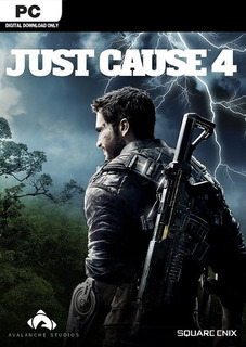 Just Cause 4 Pc Digital