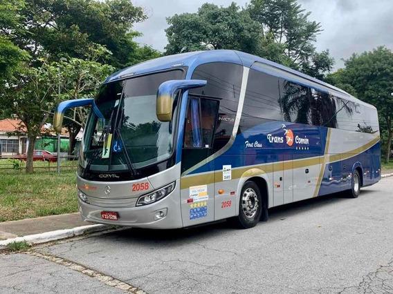 Ônibus Rodoviário Turismo Executivo Mb O 500 Comil 1200