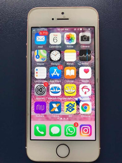 iPhone SE Ouro Rosa 32gb 2gb Ram