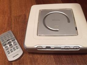 Dvd Philips Dvp320 Wide Branco Completo