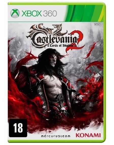 Castlevania Lords Of Shadow 2 Xbox 360 Física Lacrado Nfe