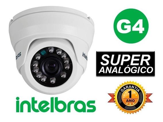Câmera Segurança Dome Vmd 1120 Ir G4 Intelbras Cftv Dvr 20m